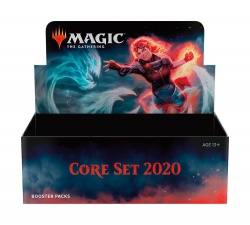 Magic the Gathering Core 2020 Set Booster Display (36) English