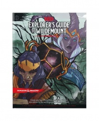 Dungeons & Dragons RPG Adventure Explorer's Guide to Wildemount