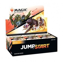 Magic the Gathering Jumpstart Booster or Display (24) english