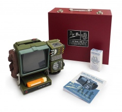 Fallout 76 Construction Set 1/1 Pip-Boy 2000 Mk VI