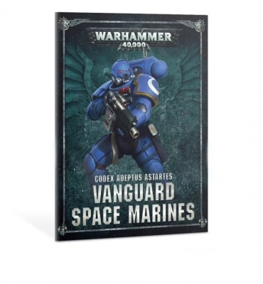 Shadowspear Primaris Vanguard Codex