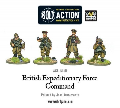BEF Early War Command