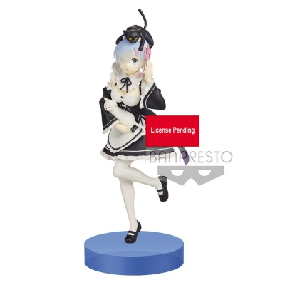Re: Zero Starting Life in Another World Espresto PVC Statue Rem 22 cm