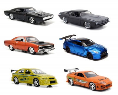 Fast & Furious Diecast Models 1/32 Scale