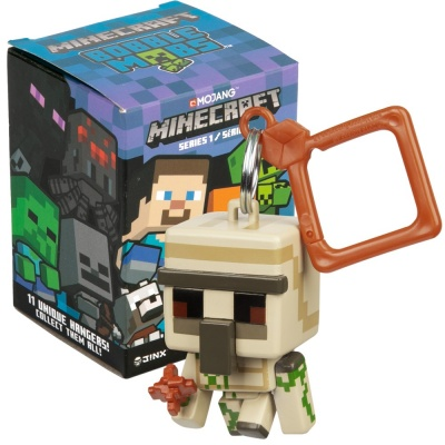 Minecraft Bobble Mobs Hangers Series 3 Blind Boxes