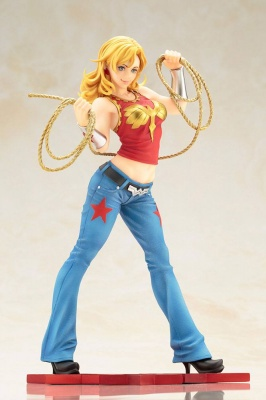 Wonder Girl DC Comics Bishoujo Statue