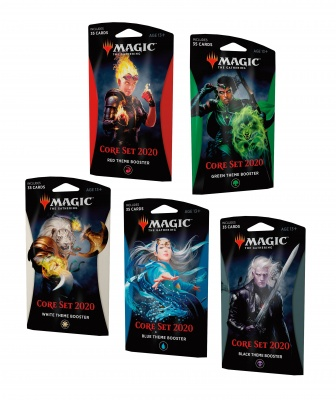 Magic the Gathering Core Set 2020 Theme Booster